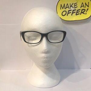DKNY Rectangle Eyeglasses 4661 3001 52-17 140 RX.